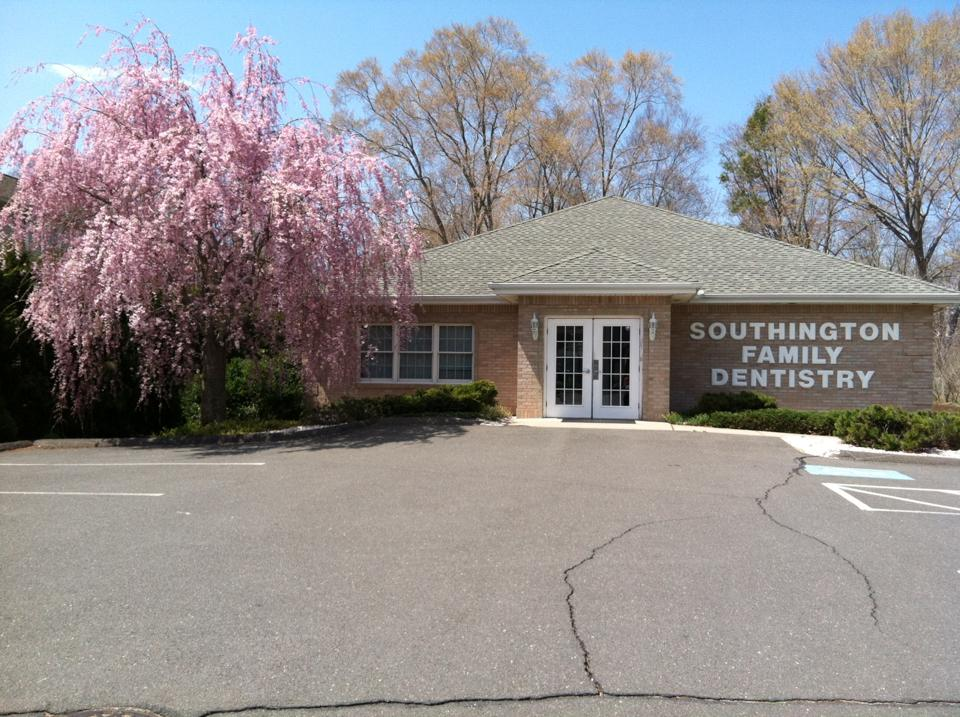 Office at Southington Family Dentistry